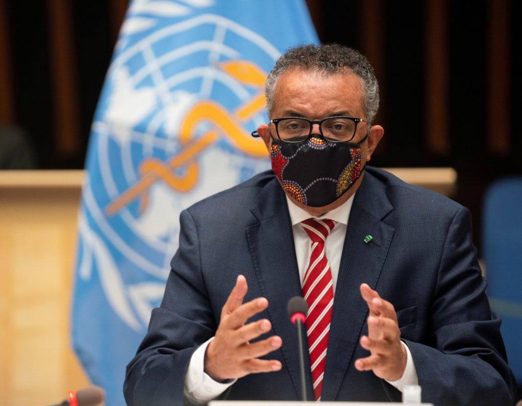 Tedros Adhanom Ghebreyesus, directeur de l'OMS. (Belga/AFP)