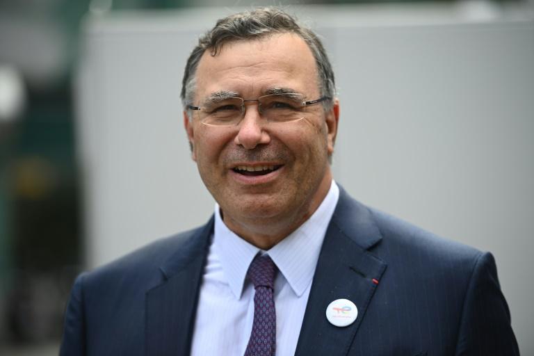 Patrick Pouyanné, PDG de TotalEnergies. (AFP)