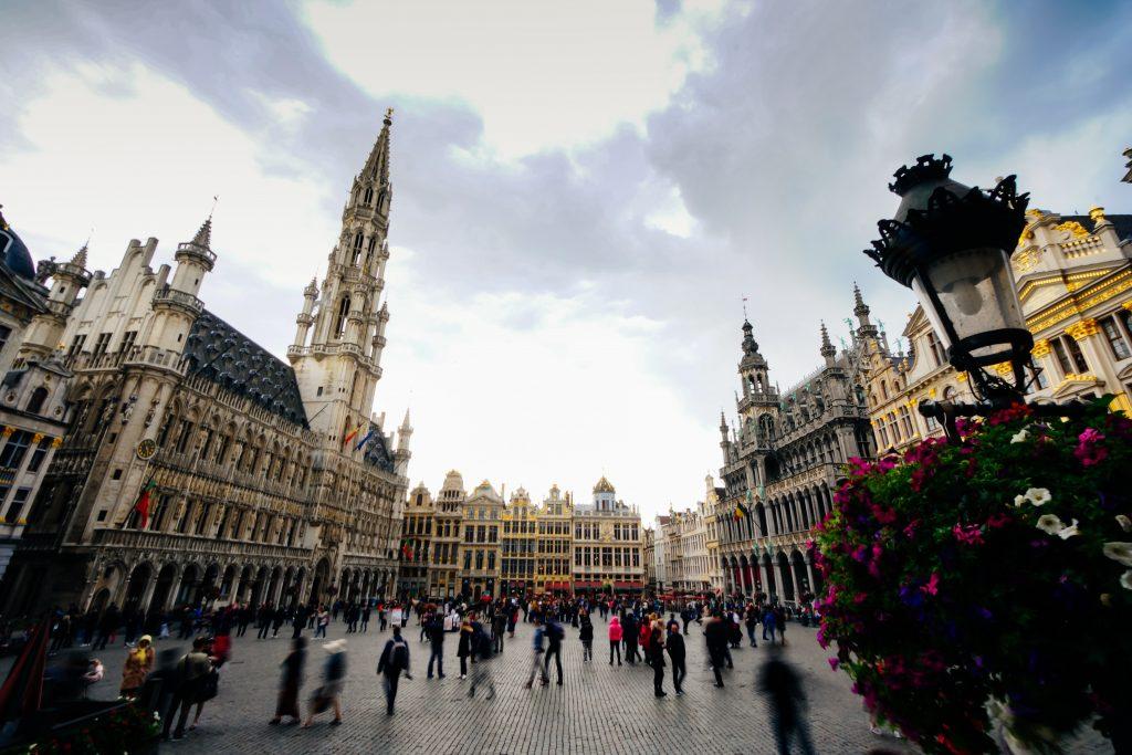 Bruxelles. - Unsplash